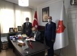 17.10.2020 – Türkiye Emekli Astsubaylar Derneği Bursa İl Başkanlığını Ziyaret Ettik