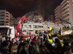 30.10.2020 – Deprem Bölgesi İzmir Bayraklı'dayız
