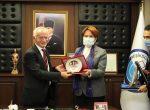 27.11.2020 – Beşikdüzü ve Yomra İlçe Belediye Başkanlıklarını Ziyaret Ettik