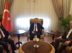 12.01.2021 – Bursa Valisi Sn.Canbolat'ı Ziyaret Ettik