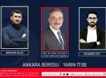 """27.01.2021 – TV 5 """"Ankara Bürosu"""""""