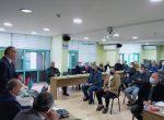 03.02.2021 – Osmangazi İlçe Teşkilatımızın Yönetim Kurulu Toplantısına Katıldık