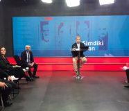 """11.05.2021 – KRT TV """"Şimdiki Zaman"""""""