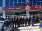 20.05.2021 – Isparta Uluborlu Belediyesini Ziyaret Ettik