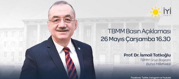 26.05.2021 Tarihli Basın Toplantısı