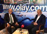 26.08.2020 – www.olay.com.tr Canlı Yayınında Ahmet Emin Yılmaz'ın Konuğu Olduk