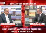 """19.12.2020 – Yeniçağ TV """"Sami Gökçe ile Cumartesi Sohbetleri"""""""