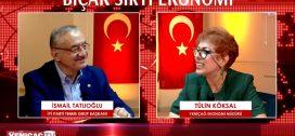"""24.06.2021 – Yeniçağ TV """"Bıçak Sırtı Ekonomi"""""""