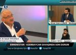 "30.09.2020 – Kanal 5 ""Umut Emre Çınar ile Siyaset Limanı"""