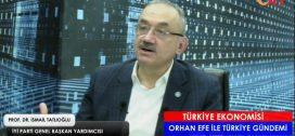 """29.01.2020 – On TV """"Orhan Efe ile Türkiye Gündemi"""""""